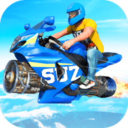 机甲摩托手机游戏