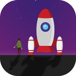 火箭大逃亡小游戏v2.4.1 安