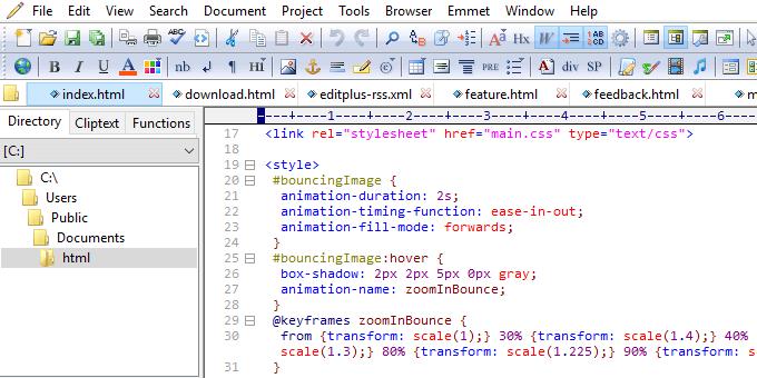 editplus汉化增强版 v5.3.0.340 免费版