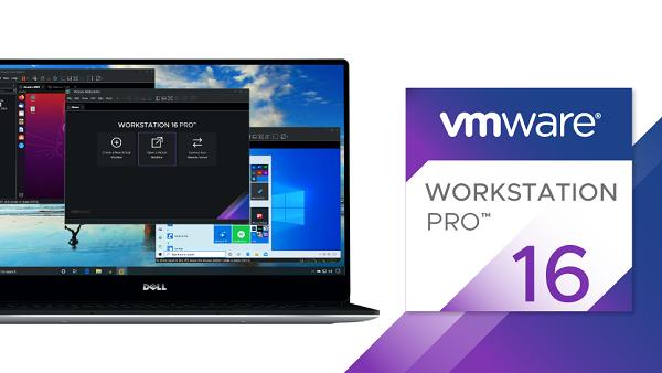vmware workstation pro16