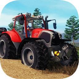 真实模拟农场游戏