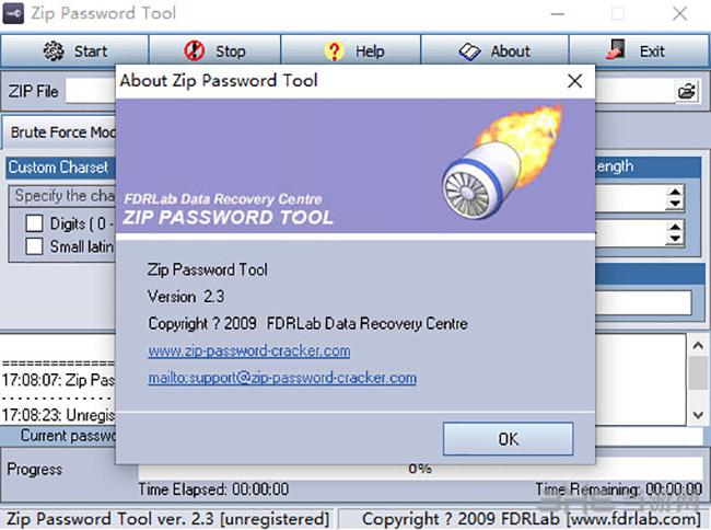 turbo zip cracker最新电脑版 pc客户端