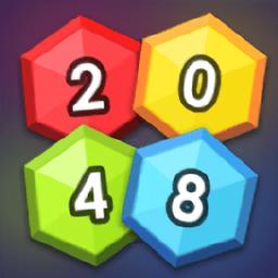 2048六角碰碰碰红包版 v1.0.0 安卓预约版