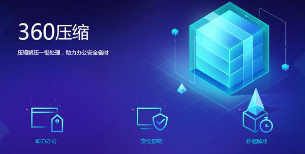 360压缩国外版 1.0.0.1031 最新版
