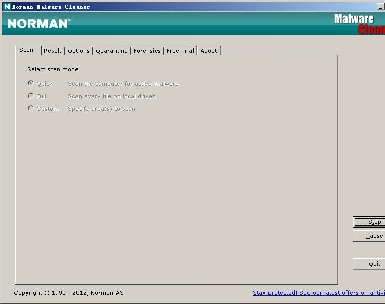 norman malware cleaner2020最新版 免费版