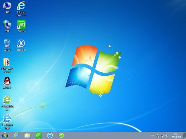 华硕windows7旗舰版 电脑版