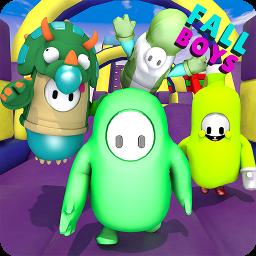 糖豆人向前冲游戏 v1.0 安卓版