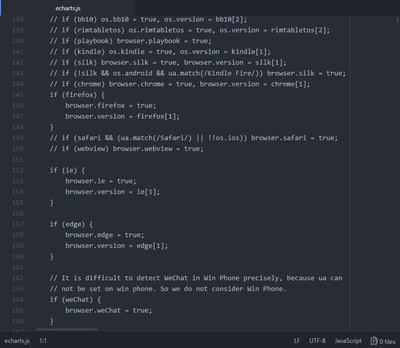echarts4.0版本
