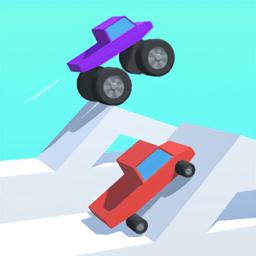 登山赛跑游戏