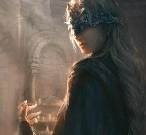 黑暗之魂防火女高清壁纸 1080p动态壁纸