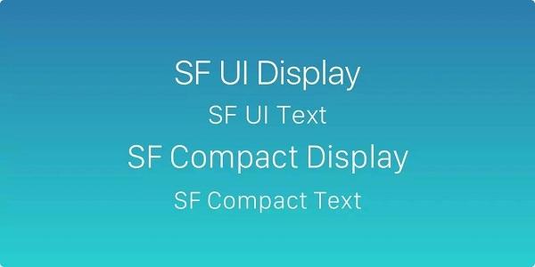 苹方pro字体正版
