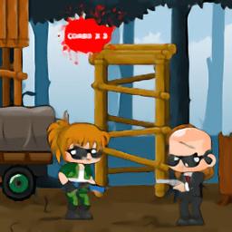 金属狂暴士兵最新版 v1.0 安卓版
