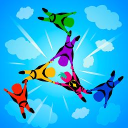 团体跳伞手游
