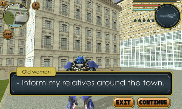 皮卡车机器人游戏