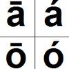 小学生拼音字母表完整表 打印版