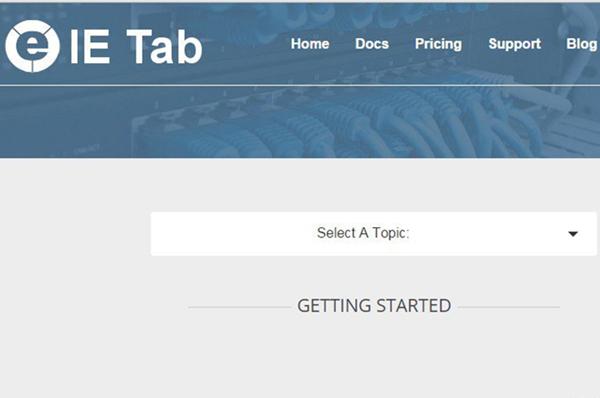 ie tab浏览器插件