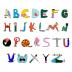 英文字母表26个大小写图片
