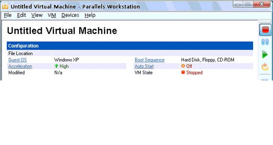 parallels workstation电脑版 v2.2.2222 中文版