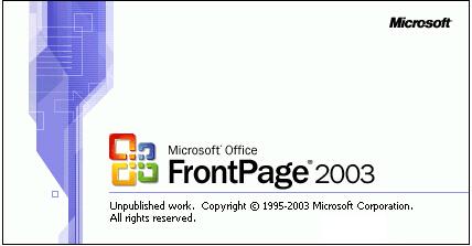 microsoft frontpage 2003客户端