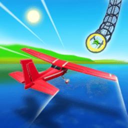 特技飞机冒险游戏
