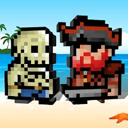 僵尸打海盗游戏