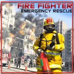 消防员紧急救援模拟器中文版v1.0.2 安卓版