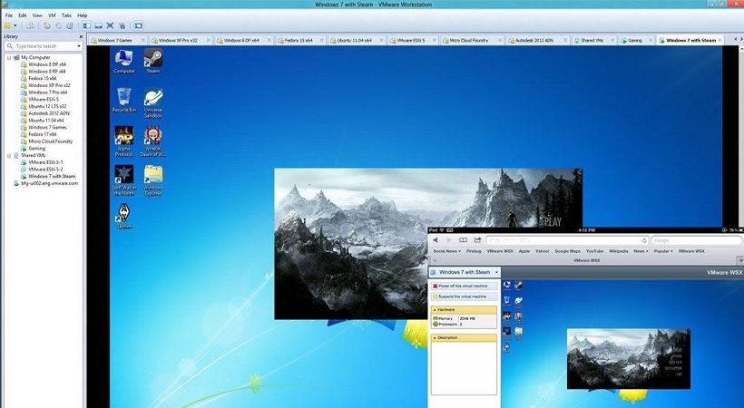 vmware虚拟机镜像文件vmdk合集 免费版