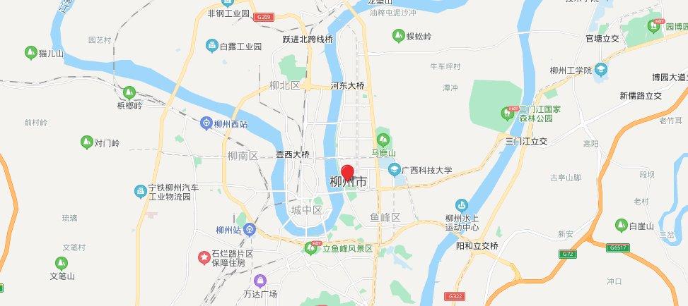 柳州地图全图高清版大图完整版