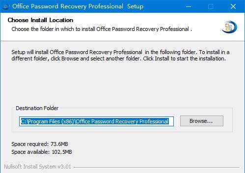 advanced office password recovery pro破解版 v6.01.632 免费版