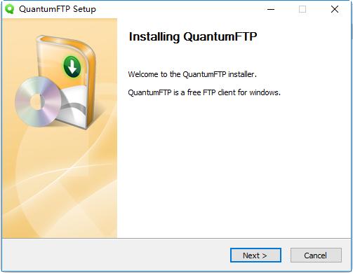 quantumftp软件