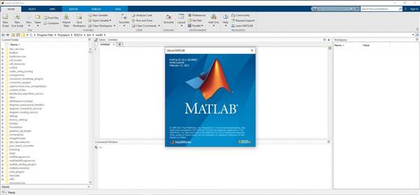 matlab r2021a中文破解版 v9.10.0 安装包
