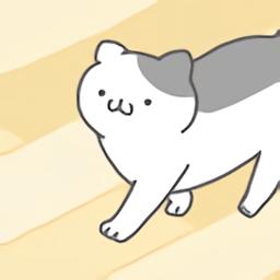 猫咪很可爱可我是幽灵汉化版