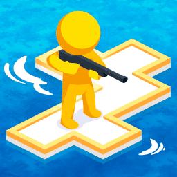 木筏战争模拟器手机版