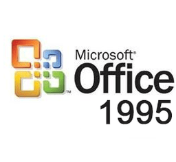 Microsoft office 95中文版