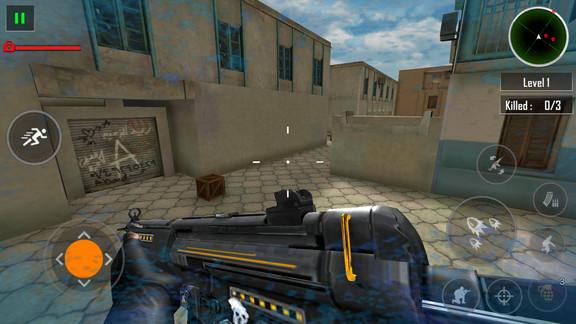 反恐枪击游戏 v1.0.1 安卓版