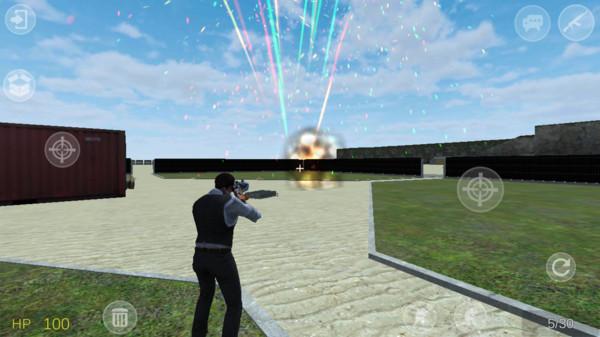 射击沙盒游戏手机