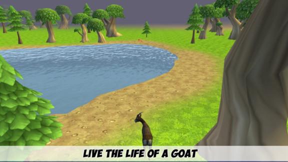 我的山羊模拟器手机版 v1.0 安卓版