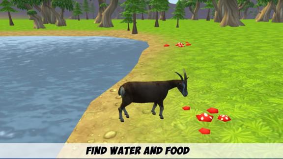 我的山羊模拟器中文版
