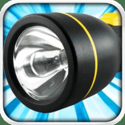 超级手电筒app