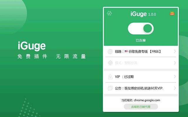 igg谷歌访问助手 v2.0.5.0 官方版