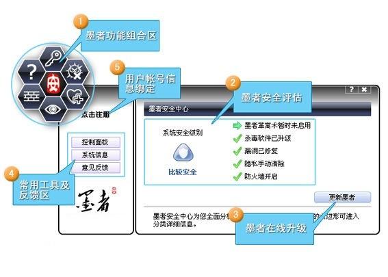 墨者安全专家最新版 v3.7.2.9 电脑版