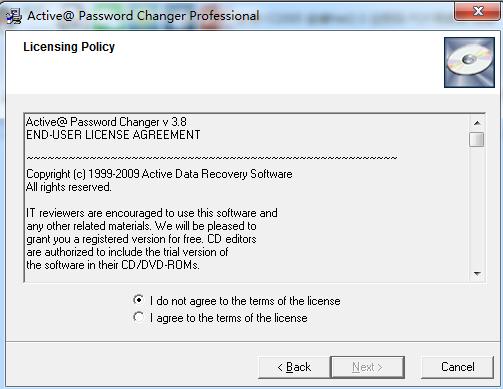 active password changer professional��X版 v3.8 官方版