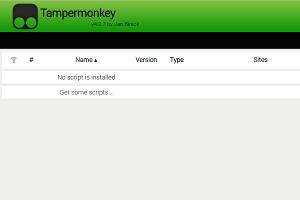 tampermonkey插件