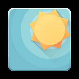 几何天气预报软件