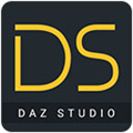 daz studio汉化补丁