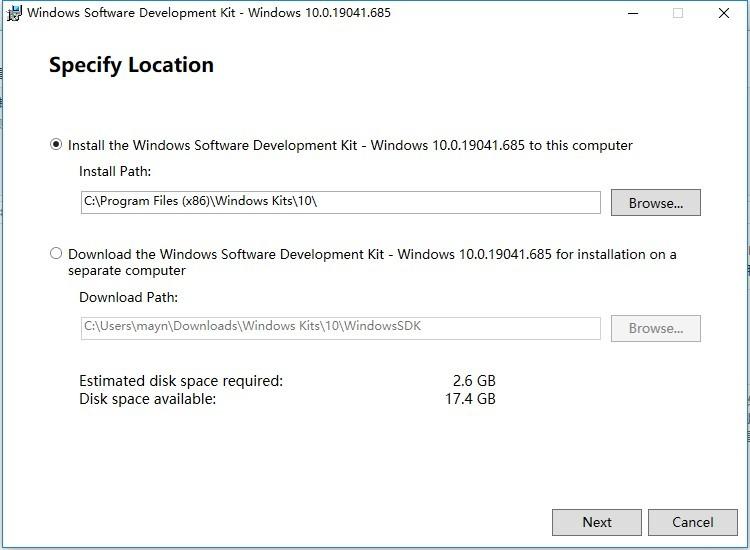 windows10sdk最新版