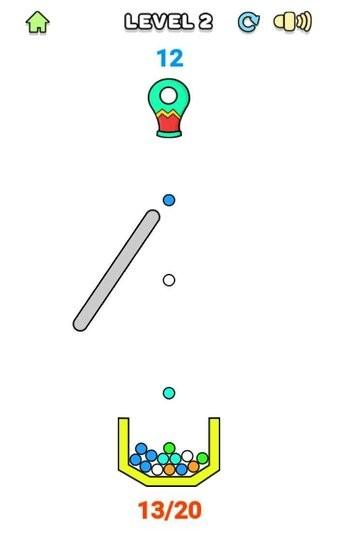 球球进框框手游