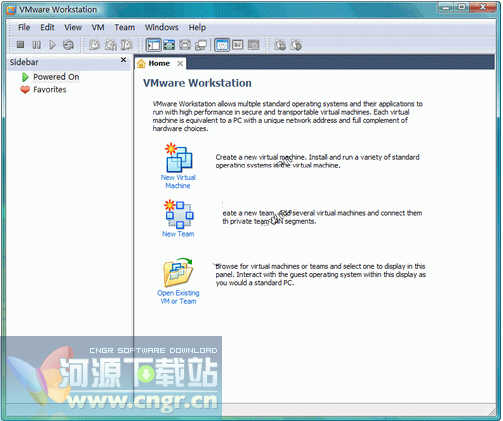 VMware Workstation 7.1.4 Build 385536 Lite 英文绿色精简版
