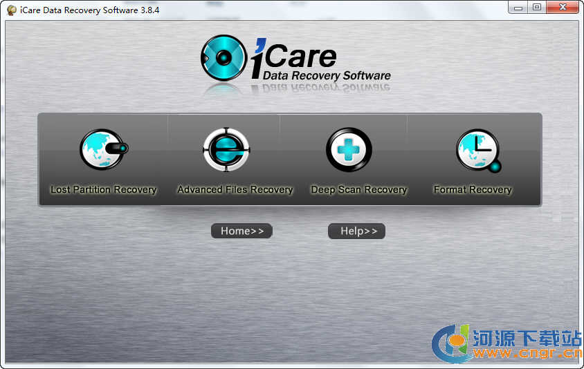 iCare Data Recovery Professional 5.0 特别版 数据恢复软件