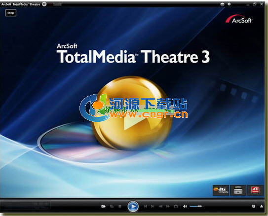 TotalMedia Theatre3D 蓝光高清播放器 5.3.1.146 中文特别版